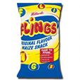 Willards Flings Maize Snack 150g