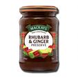 Mackays Rhubarb & Ginger 340g