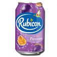 Rubicon Sparkling Passion Fruit 330ml