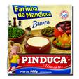 Pinduca Farinha de Mandioca Crua 500g