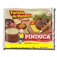 Pinduca Farinha de Mandioca Torrada 500g