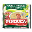 Pinduca Farofa de Mandioca Calabresa 250g