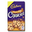 Cadbury Choc Chip Cookies 150g