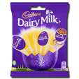 Cadbury Chocolate Dairy Milk Mini Eggs Bag 72g