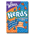 Wonka Nerds Wildberry Peach 46,7g