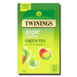 Twinings Green Tea Apple & Pear 20's