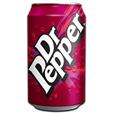 Dr. Pepper 330ml UK