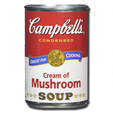 Campbells Cream of Mushroom Soup 295g