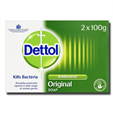 Dettol Bar Soap Twin 200g