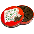 Tabasco Spicy Chocolate Tin 50g