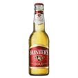 Hunter's Gold Cider Bottle SA 340ml