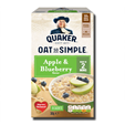 Quaker Oat So Simple Apple & Blueberry 360g