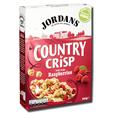 Jordans Country Crisp Raspberries 500g