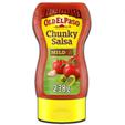 Old El Paso Chunky Salsa Mild 238g