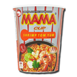 Mama Cup Noodle Shrimp Tom Yum 70g