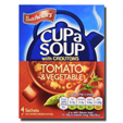 Batchelors Cup Soup Tomato Vegetable Croutons 104g