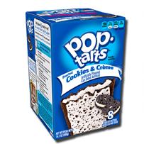 Kellogg's Pop Tarts Cookies & Creme 8's 384g