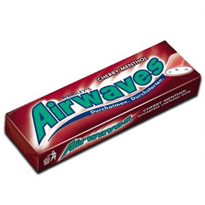 Airwaves Cherry Gum