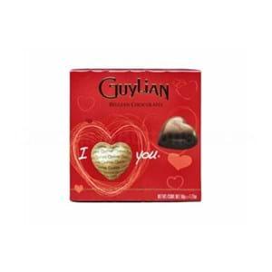 Guylian Belgian Chocolate Valentine Hearts 42g