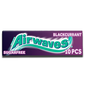 Airwaves Blackurrant Gum