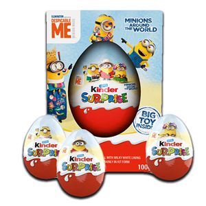 Kinder Surprise Egg 100g