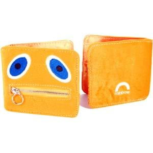 Pop Art Wallet Rainbow Zippy Orange
