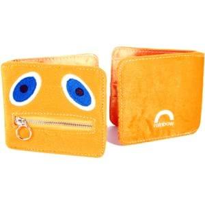Pop Art Wallet Rainbow Zippy Orange