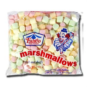 Fairco Mini Coloured Marshmallow 150g