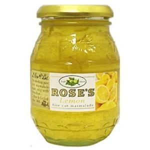 Rose's Lemon Fine Cut Marrmalade 454g