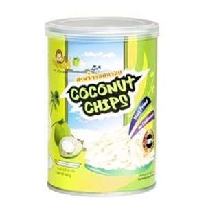 Crispconut Coconut Chips 60g
