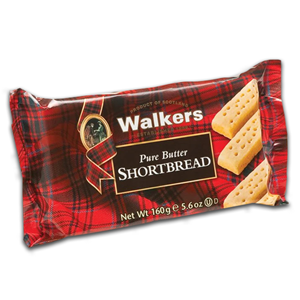 Walkers Shortbread Pure Butter 160g