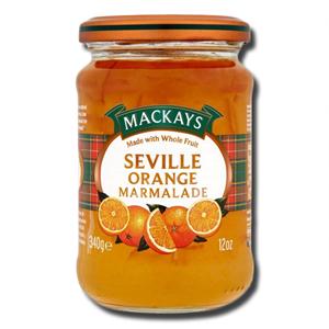 Mackays Seville Orange Marmalade 340g