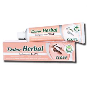 Dabur Herbal Clove Toothpaste 100ml