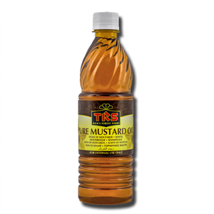 Trs Mustard Oil - Not for Cooking 250ml