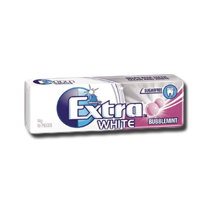 Wrigley's Extra White Bubblemint 14g