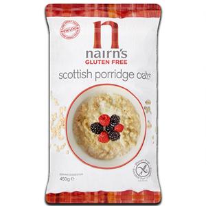 Nairn's Gluten Free Porridge Oats 450g