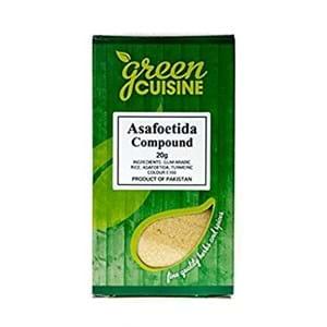 Green Cuisine Asafoetida 20g