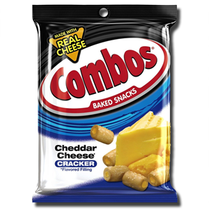 Combos Cheddar Cheese Cracker 178.6g