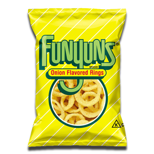 Funyuns Onion Flavored Rings 21,2g