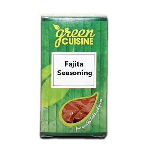 Green Cuisine Fajita Seasoning 40g