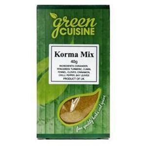 Green Cuisine Korma Mix 40g