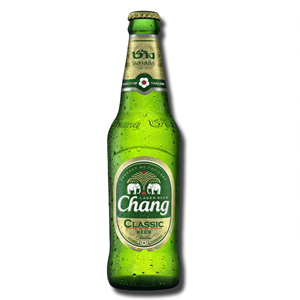 Chang Thailand's Beer bottle 320ml