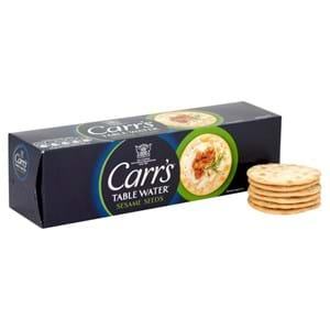 Carr's Table Water Sesame Seeds 125g