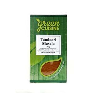 Green Cuisine Tandoori Masala 40g