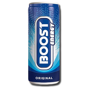 Boost Energy Drink Original 250ml