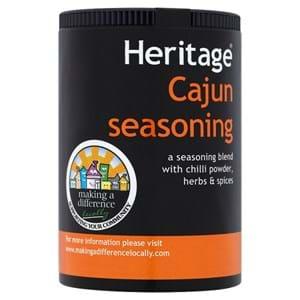 Heritage Cajun Seasoning 60g