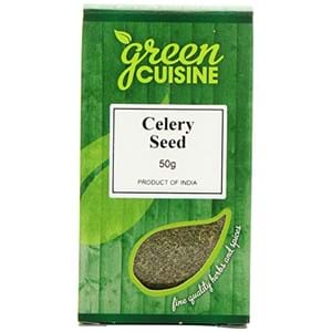 Green Cuisine Celery Seed 50g