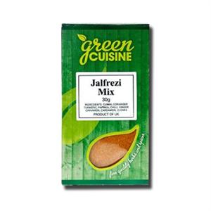Green Cuisine Jalfrezi Mix 30g