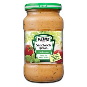 Heinz Sandwich Spread Mediterraan 300g