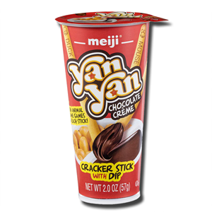 Meiji Yam Yam Chocolate 57g